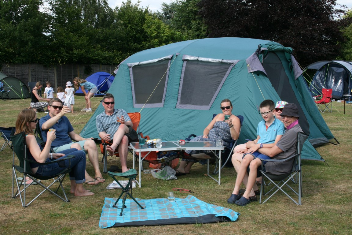 PTA  - Summer Camp Out July 2015